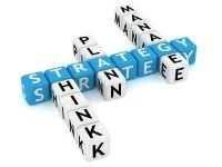 Image Caption: Strategy-Think-Plan-Manage